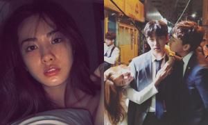 Sao Hàn 29/5: Ji Chang Wook 'mắc mệt' vì lắm người theo, Nana lộ da bóng dầu
