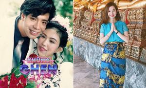 Sao Việt 30/5: Min chụp ảnh cưới với Erik, Ly Kute xinh tươi ở Thái Lan