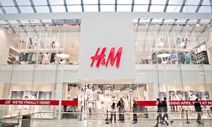 H&M khai trương cửa hàng đầu tiên ở TP HCM rộng 2.200 m2