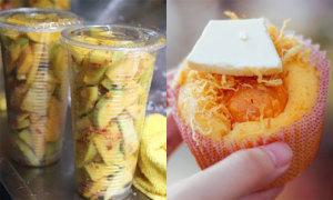 Những món ăn nổi lên theo trào lưu gây sốt một thời giờ ra sao?
