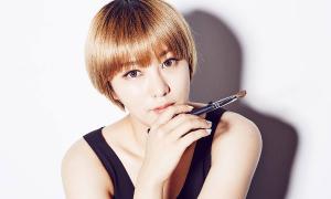 Blogger làm đẹp Hàn tới Việt Nam make up cùng Midu