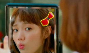 Quiz: Giúp Kim Bok Joo tìm chiếc cặp nơ đỏ trong 30 giây
