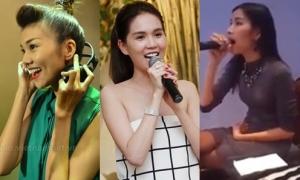 Ngọc Trinh và những người đẹp Việt hiếm hoi khoe giọng hát