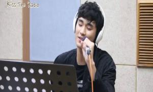 Kim Soo Hyun khoe giọng hát hay không kém idol Kpop