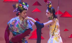 Thiên Trang - Thùy Dương, cặp đôi 'chưa sang đã chảnh' bitchy nhất VNTM 2017