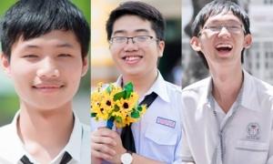 Những gương mặt nhận 'mưa' điểm 10 kỳ thi THPT Quốc gia 2017
