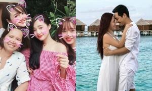Sao Việt 23/7: Vợ chồng Phan Anh kỷ niệm ngày cưới, Nhã Phương khoe nhà có 4 nàng tiên