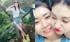 Sao Hàn 27/7: Dara chân dài miên man, Somi khoe mẹ trẻ đẹp