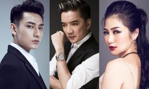 Đàm Vĩnh Hưng tranh suất đến MTV EMA 2017 cùng Isaac, Hương Tràm