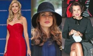Diện mạo 12 người phụ nữ giàu nhất thế giới