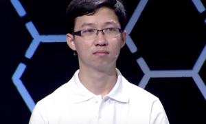 'Cậu bé Google' Phan Đăng Nhật Minh - đối thủ 'đáng gờm' nhất tại chung kết Olympia