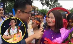 Người Quảng Trị đổ xô chúc 'cậu bé Google' Nhật Minh vô địch Olympia