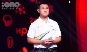 Việt Hoàng Olympia: 'Mình hối hận vì sửa đáp án vào phút chót'