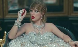 15 tạo hình chất nhất của 'rắn chúa' Taylor Swift trong MV mới
