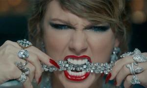 Taylor Swift 'hất cẳng' Despacito để giành ngôi No.1 Hot 100