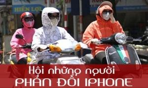 Cười lật ghế vì ảnh chế iPhone X 'bất lực' với ninja Việt và hội thích sống ảo