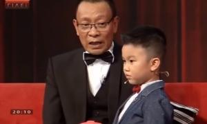 Cậu bé 5 tuổi thông thạo địa lý thế giới khiến MC Lại Văn Sâm 'toát mồ hôi'