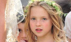 Lila Grace: 'Tiểu công chúa' bí ẩn, xinh đẹp của chân dài Kate Moss