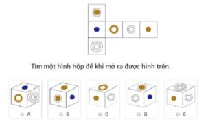 Soi khả năng tư duy logic qua hình ảnh (2)