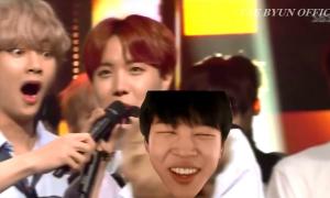 Cả BTS lẫn fan cười đau ruột khi Ji Min ngã 'chổng vó'