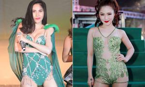 4 người đẹp Việt mê đồ diễn 'nhức mắt' hơn cả nội y