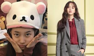 Sao Hàn 11/10: Suzy mặt mộc đáng yêu, Kim So Hyun mặc đồ 'dừ' hơn tuổi 18