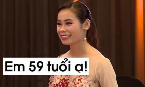 Thí sinh Hoa hậu Hoàn vũ gây ngán ngẩm vì ú ớ nói tiếng Anh