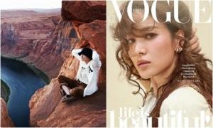 Sao Hàn 15/10: Suho khoe ảnh 'thót tim', Song Hye Kyo lạ lẫm trên tạp chí