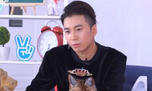 Rapper Karik thừa nhận sợ yêu đơn phương