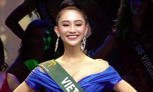 Khán giả Việt 'dậy sóng' khi Hà Thu trượt top 8 Miss Earth