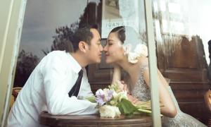 Ngọc Duyên tung ảnh cưới lung linh với bạn trai hơn 18 tuổi