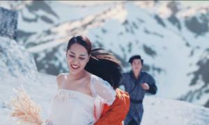 'Ngọn đèo tuyết trắng' trong MV của Bảo Anh ngay gần Hà Nội