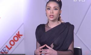 Kỳ Duyên: 'Từng thắng Phạm Hương ở HHVN nên tôi không sợ'