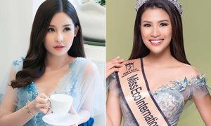 Hoa hậu Đại dương: 'Tôi đã tháo sụn mũi còn Nguyễn Thị Thành không tháo răng'