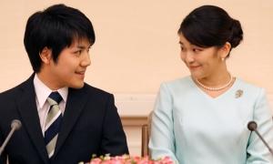 Cô công chúa Nhật Bản giản dị và mối tình cổ tích ngọt ngào