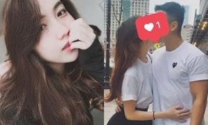 Mie Nguyễn đáp trả trước câu hỏi về JV khi đăng ảnh hôn bạn trai mới