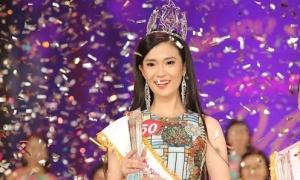 Nữ sinh Tây Đô đăng quang Hoa khôi Sinh viên Việt Nam