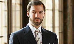 Guillaume - Đại công thế tử của Luxembourg