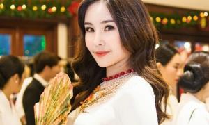 Hoa hậu Đại dương phân trần tin đồn 'đấu giá áo dài 700 triệu rồi lật kèo'
