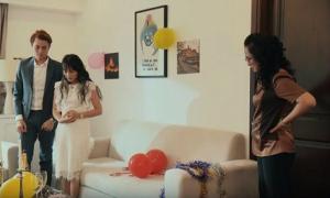 Phiên bản Happy New Year hài hước khi 'Người phán xử sống chung với mẹ chồng'