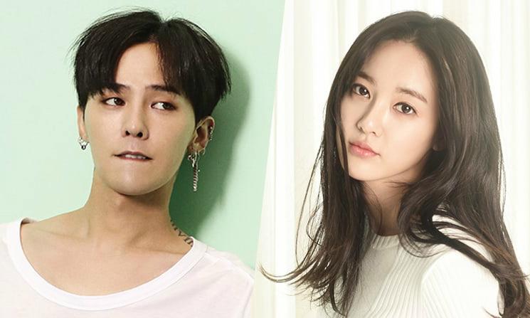 G-Dragon và Lee Joo Yeon: Màn 'khui' cặp đôi đáng thất vọng nhất của  Dispatch