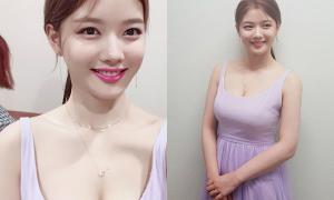 Kim Yoo Jung: Sao nhí lột xác thành mỹ nhân gợi cảm