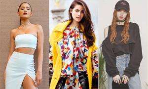 3 mỹ nhân đẹp nhất Thái Lan 2017 với style 'không có gì để chê'