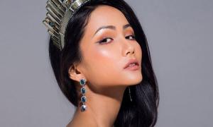 Hoa hậu 'tóc ngắn nhất lịch sử' trông khác lạ thời tóc dài