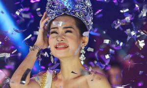 Lê Âu Ngân Anh có thể bị tước vương miện Hoa hậu Đại dương