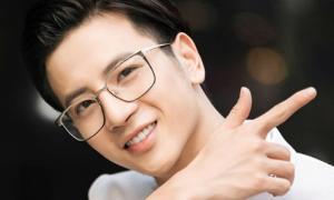Phí Ngọc Hưng - hot boy học đường gây xôn xao nhất 'Vì yêu mà đến'