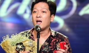 Trường Giang xin lỗi sau màn 'cướp sóng' để cầu hôn Nhã Phương