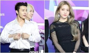 Thảm đỏ Seoul Music Awards: Idol ôm nhau vì mặc ít giữa trời lạnh