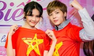 Hot boy Kent Phạm phủ nhận chuyện tình cảm với Trương Mỹ Nhân