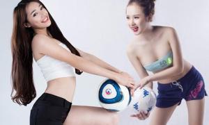 101 cách ăn vận sexy để cổ vũ bóng đá của mỹ nhân Việt